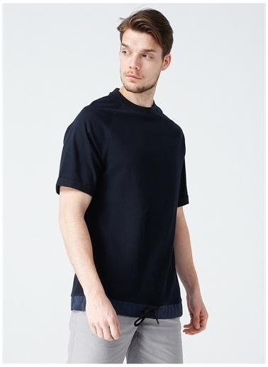 NetWork Network T-Shirt Lacivert